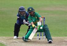 WWC Sri Lanka v Pakistan