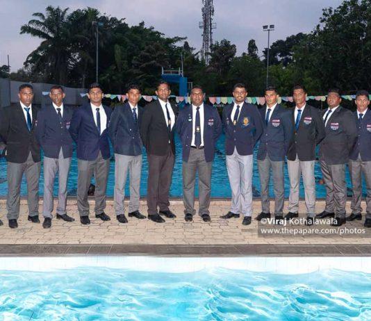 Sri Lanka Water polo