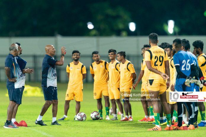 Sri Lanka drop to 206th in FIFA World Rankings