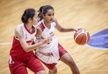 Indonesia tops Sri Lanka