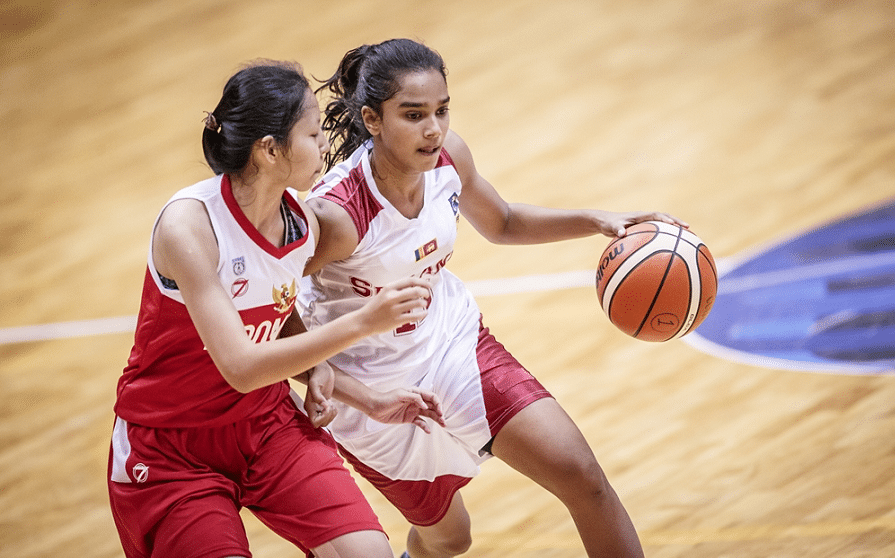 Indonesia tops Sri Lanka