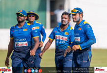 Sri Lanka Board President's XI vs Bangladesh
