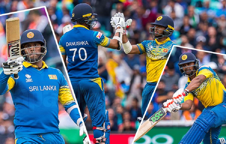 Sri Lanka vs India - ICC CT 2017