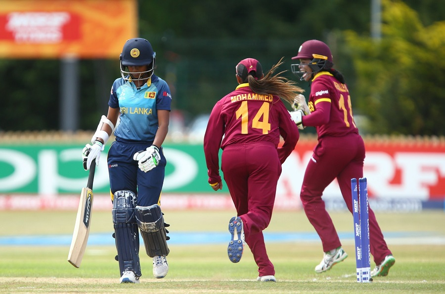 Sri Lanka's semi-final hopes squashed