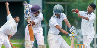 U17 Cricket - 32 Teams qualify for second round