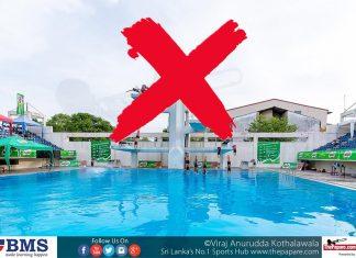 Sri Lanka Swimming suspended