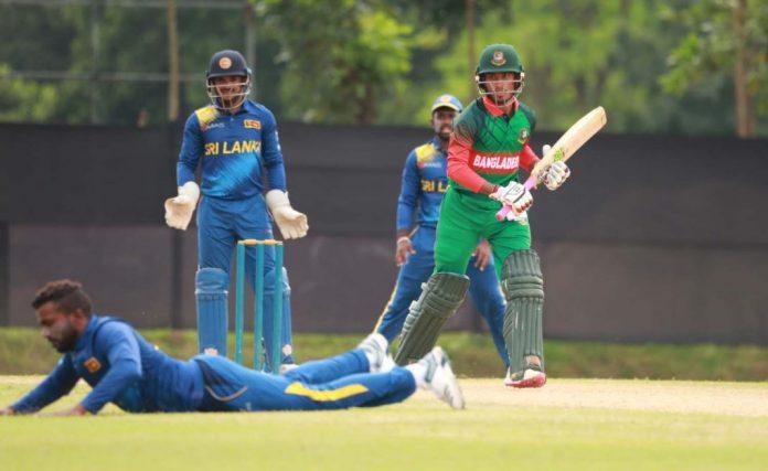 Sri Lanka Emerging Tour of Bangladesh 2nd ODI