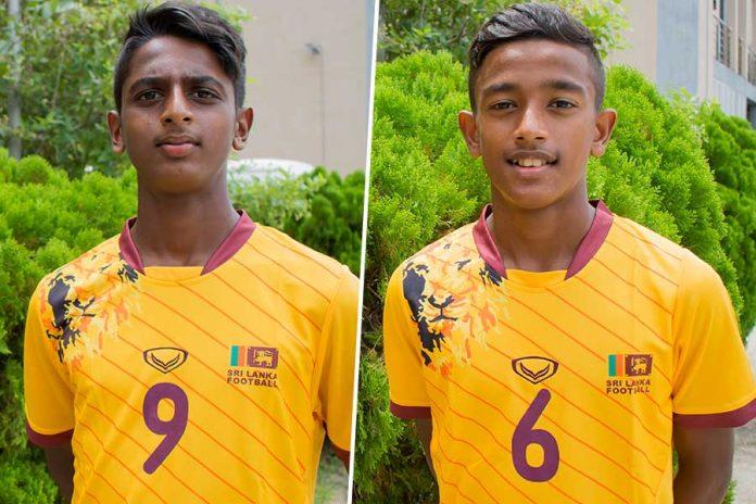 Mihran goals Sri Lanka defeat Bhutan SAFF U15
