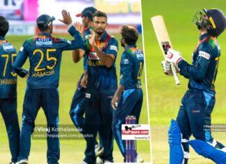Sri Lanka vs India - 2nd T20I