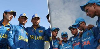 Sri Lanka and India knocked out of U19 Youth Asia Cup