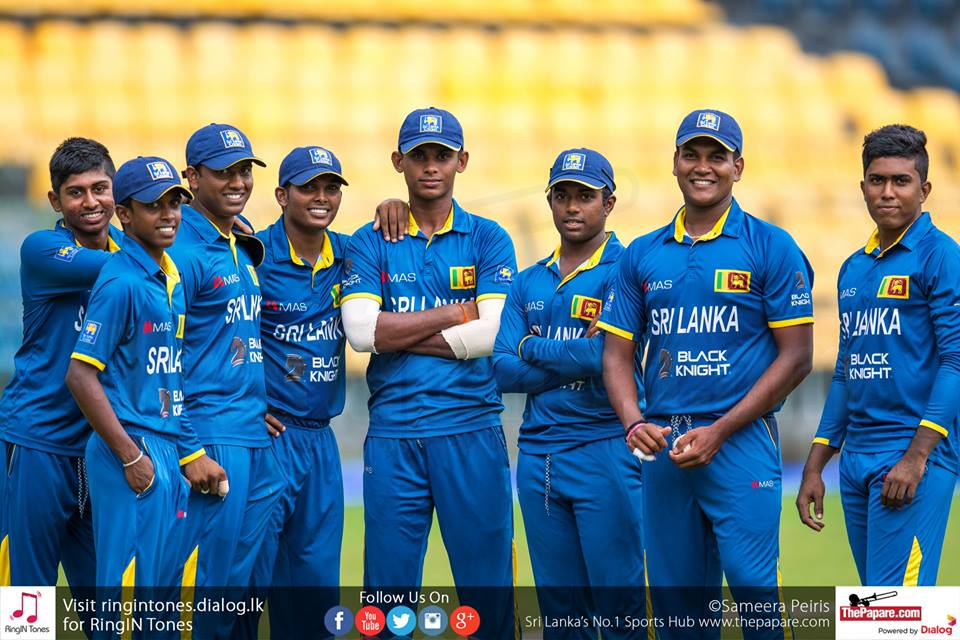 ... ICC Youth World Cup 2016 has been named by the Sri Lanka Cricket