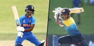 ICC Under 19 World Cup 2020 - India U19 vs Sri Lanka U19
