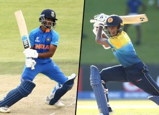 ICC Under 19 World Cup 2020 - India U19 vs Sri Lanka U19