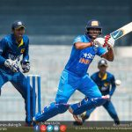 India U19 tour of Sri Lanka 2018
