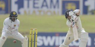 England tour of Sri Lanka 2021