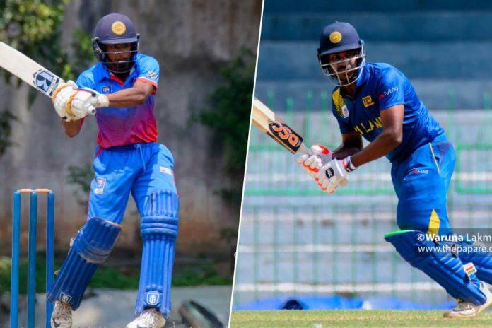 Sri Lanka Emerging team tour of South Africa 2019