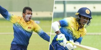Sri Lanka U19 vs Bangladesh U1
