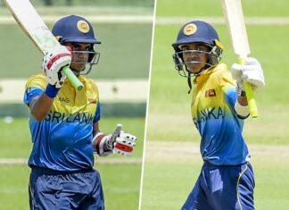 Sri Lanka U19 vs Bangladesh U19