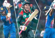 2018 Nidahas Trophy 3rd Match Sri Lanka v Bangladesh match report