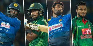 2018 Sri Lanka vs Bangladesh