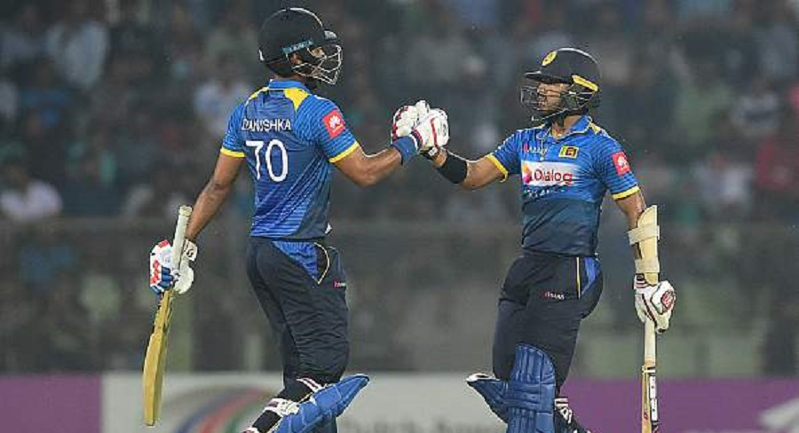 Bangladesh vs Sri Lanka Highlights