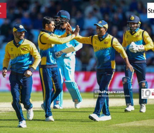 Sri Lanka to tour England