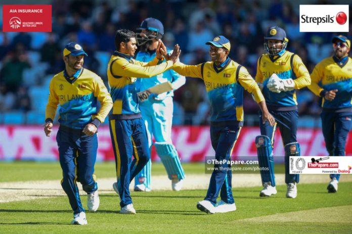 Sri Lanka to tour England