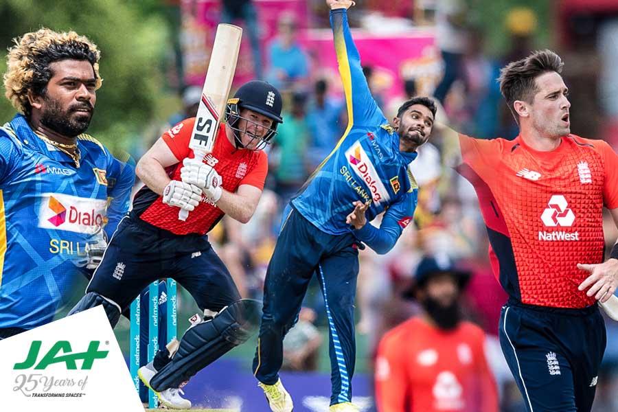 Sri Lanka vs England 5th ODI