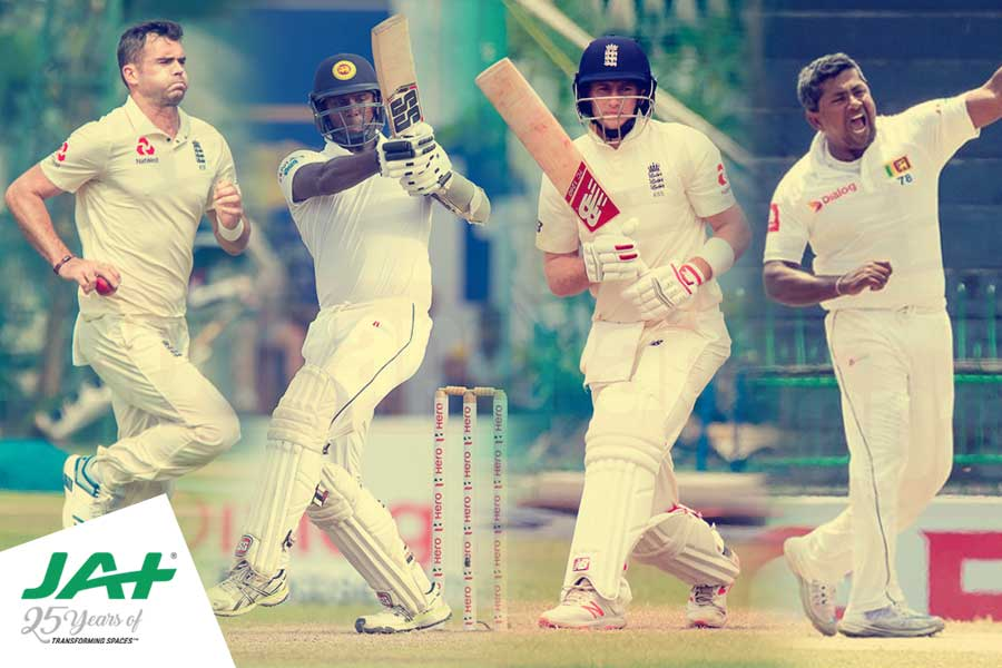 Sri Lanka vs England 1st Test cricket