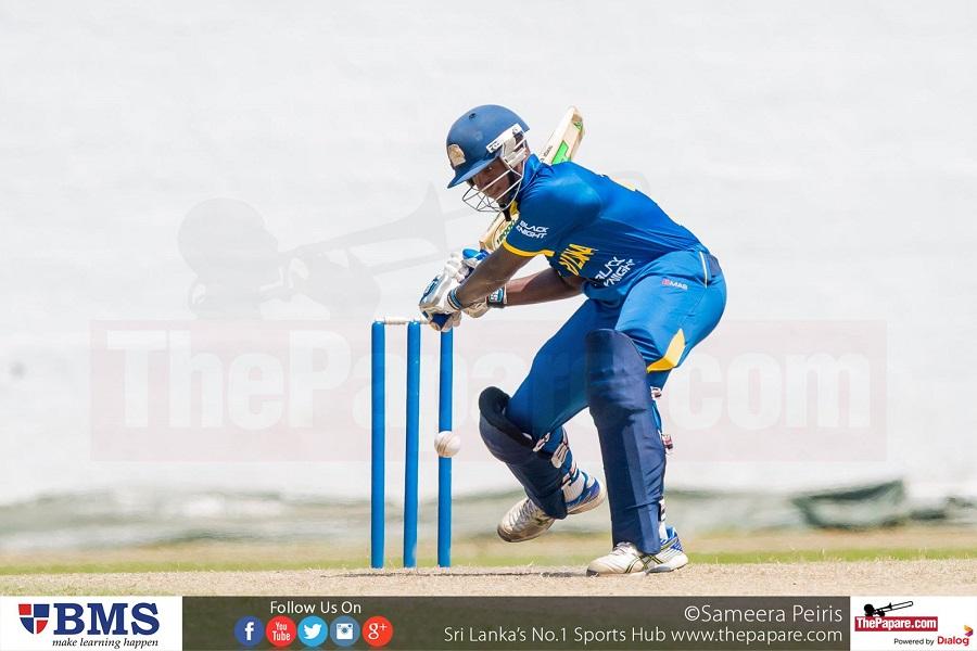 Sri Lanka U19 BP XI vs India Green