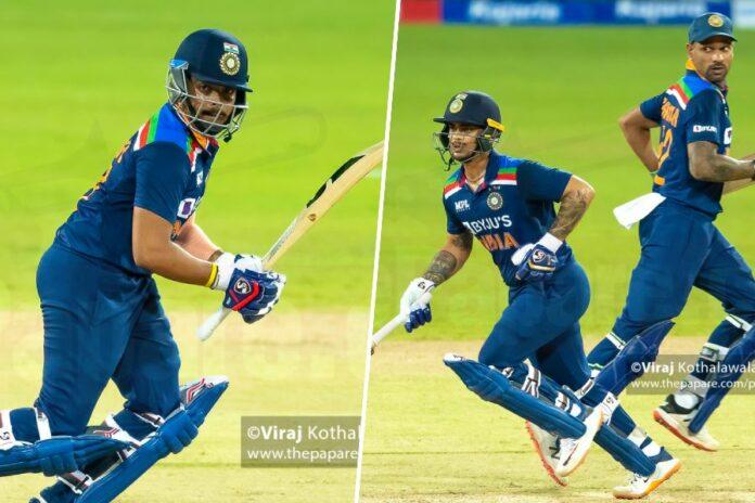 India tour of Sri Lanka 2021 1st ODI