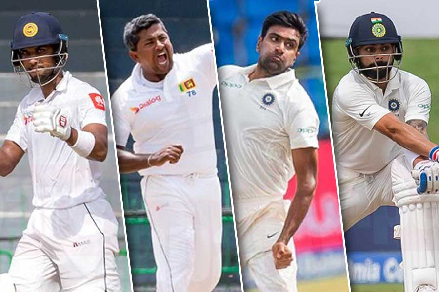 SLvIND 1st test Preview 2017