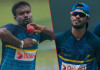 Sri Lanka Test squad vs India