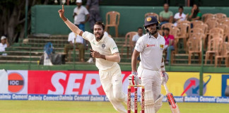 India outplay Sri Lanka to win Test series