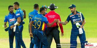 India tour of Sri Lanka 2021 - 1st ODI