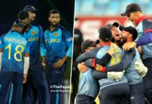 Sri Lanka vs Namibia