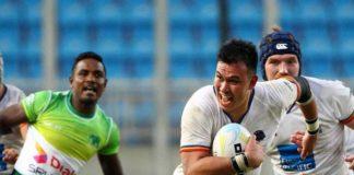 Sri Lanka faced the Philippines