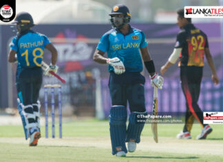 Photos: Sri Lanka vs Papua New Guinea