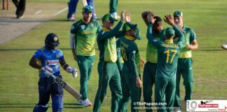 South Africa tour of Sri Lanka schedule released