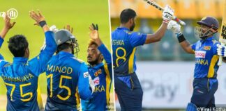 Sri Lanka collected 10 valuable points in the ODI Super League and climb to the 8th place.