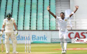 Sri Lanka Vs South Africa 1st Test Day 1