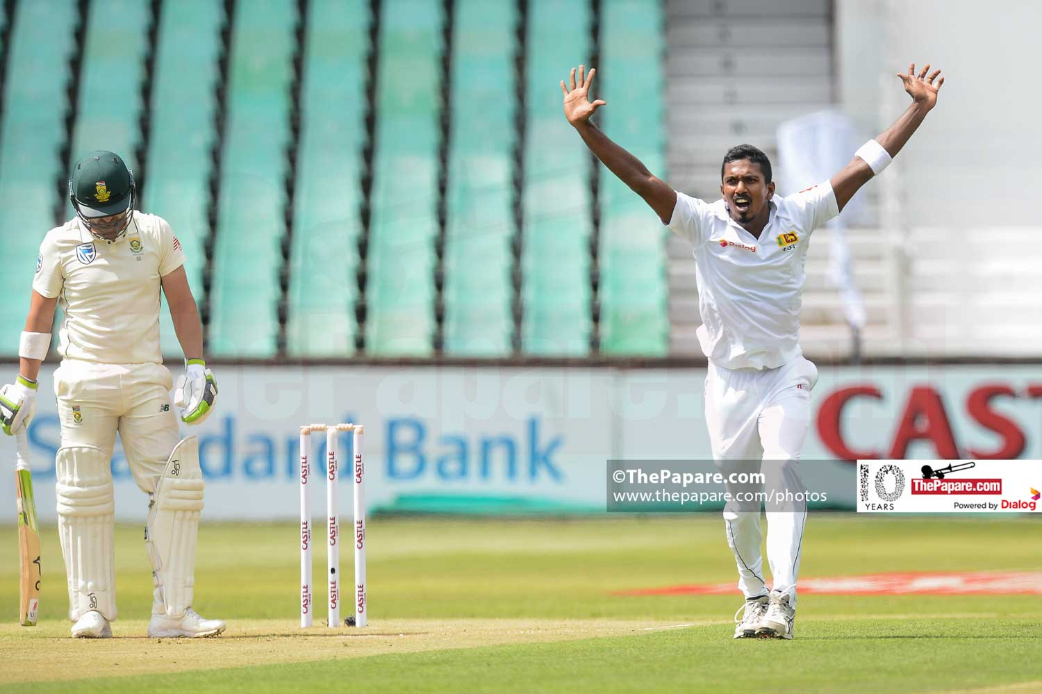 Sri Lanka Vs South Africa 1st Test Day 1