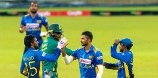 South Africa tour of Sri Lanka 2021