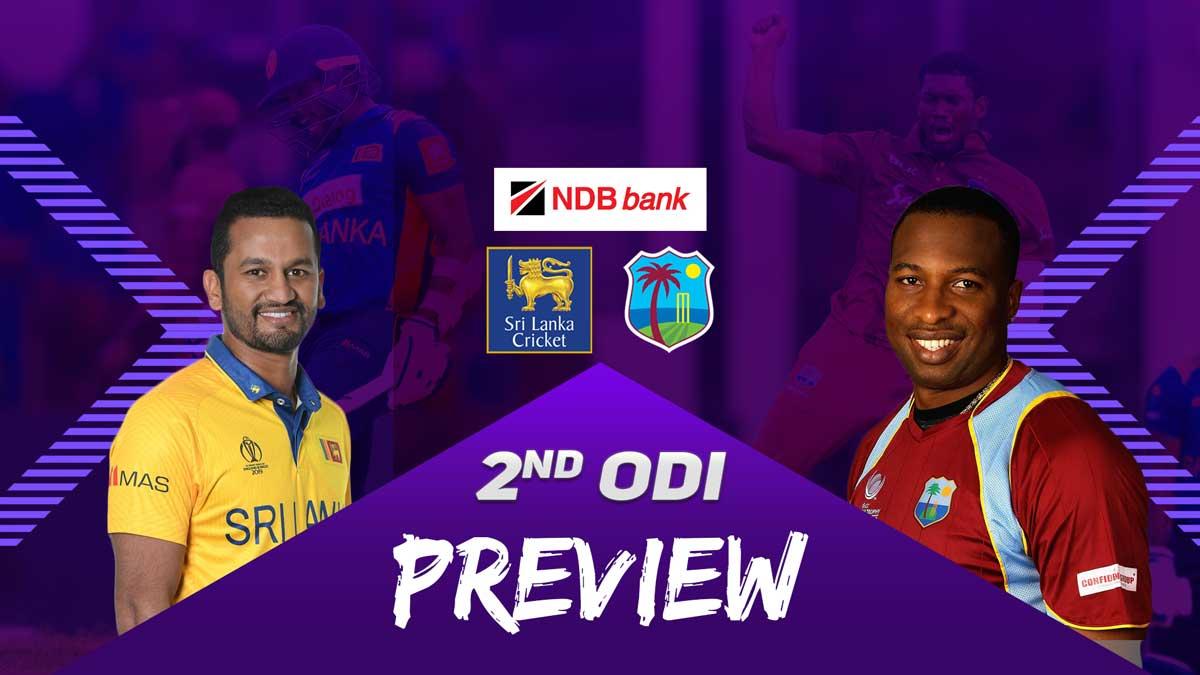 West Indies tour of Sri Lanka 2020