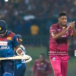 Sri Lanka v West Indies