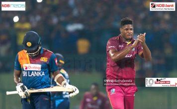 Sri Lanka v West Indies