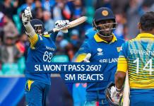 Sri Lanka stun india - SM reacts