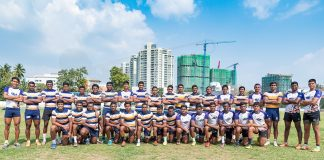 Photos: St. Peter's College 1st XV Team 2018