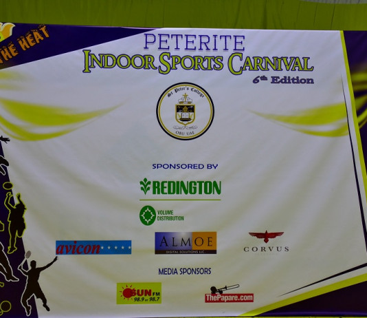 Indoor sports carnival