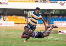St. Peter's College vs Dharmaraja College